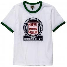 JOE MCCOY TEE / MARVEL MOTOR GASOLINE