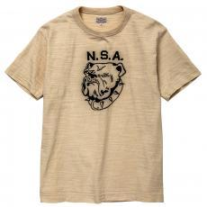 AMERICAN ATHLETIC TEE / N.S.A. BULLDOG