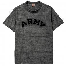 MILITARY RAYON COTTON TEE / ARMY 65'