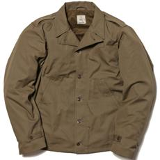 JACKET, FIELD, OLIVE DRAB
