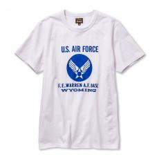 MILITARY TEE / U.S. AIR FORCE WARREN BASE