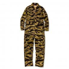 TIGER CAMOUFLAGE FLIGHT SUIT / JOHN WAYNE