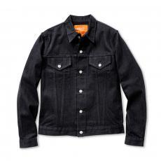 JOE McCOY BLACK DENIM JACKET