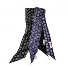 DOUBLE DIAMOND COTTON PAISLEY SCARF