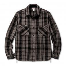 8HU HEAVY FLANNEL BLANKET SHIRT