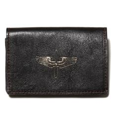 McCOY'S HORSEHIDE CARD HOLDER
