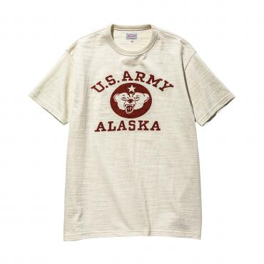 AMERICAN ATHLETIC TEE / U.S. ARMY ALASKA