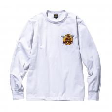 THE REAL McCOY'S LOGO TEE L/S