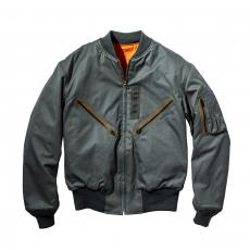 REVERSIBLE FLIGHT JACKET / FRUHAUF FLYING APPAREL