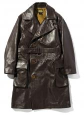 WW1 HORSEHIDE AVIATOR COAT