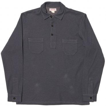DOUBLE DIAMOND PULL-OVER KNIT SHIRT