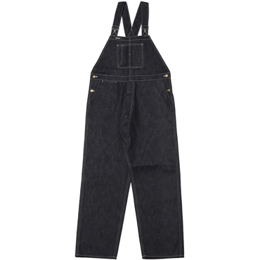 8HU DENIM OVER—ALLS