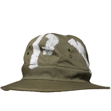 HBT BUCKET HAT / PW